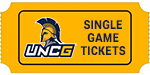 UNCG Spartans Game Tickets