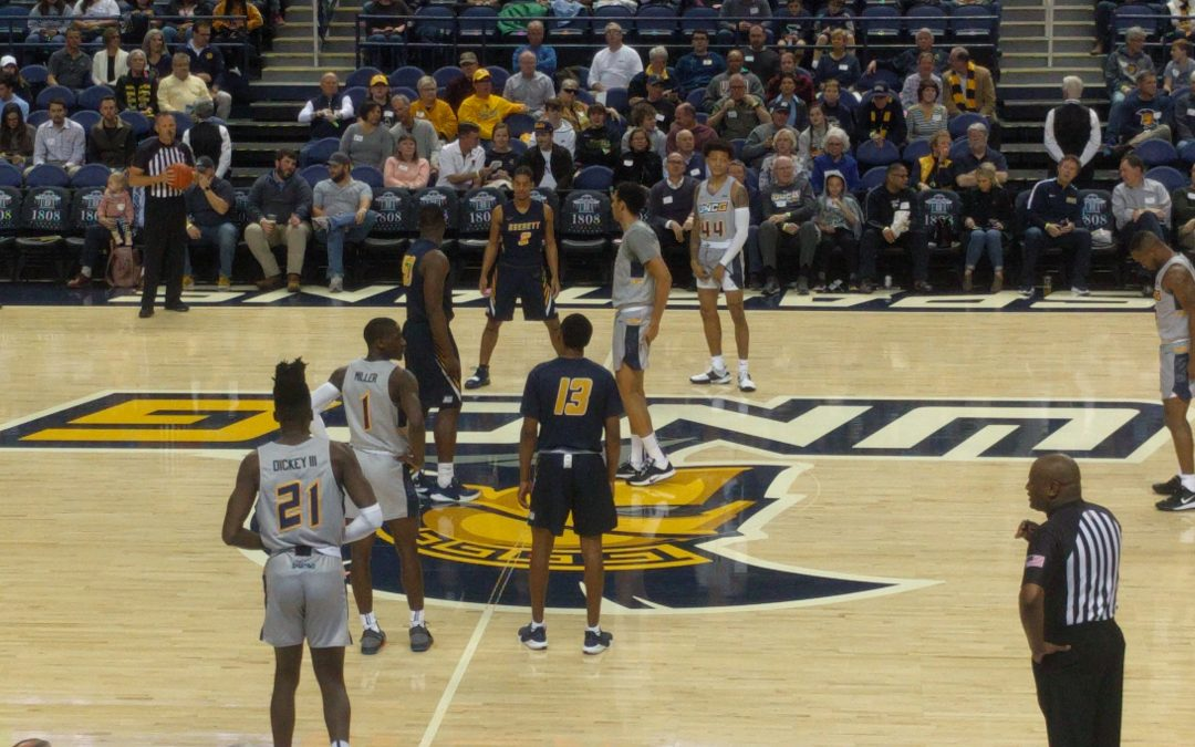 UNCG vs Averett, Win 109-51