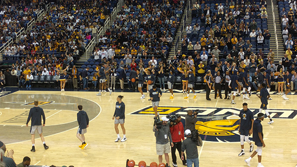 UNCG vs NC A&T, 83-50 Win