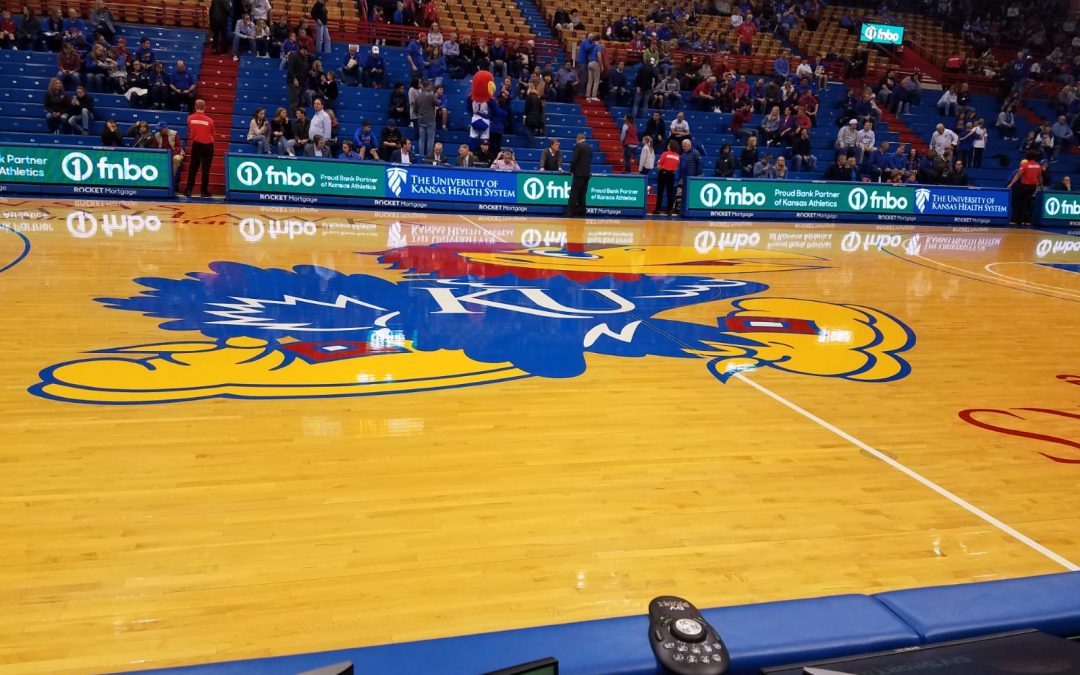 UNCG at Kansas, Loss 62-74