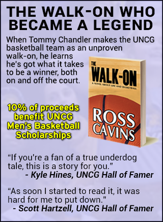The Walk-On - Ross Cavins