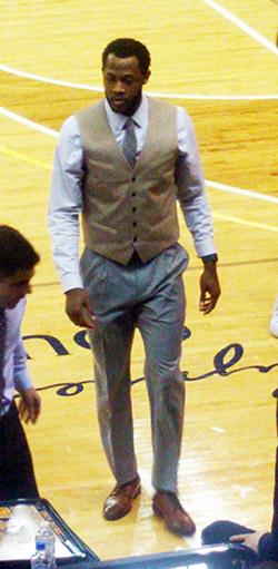 Coach Tim Peete Vest
