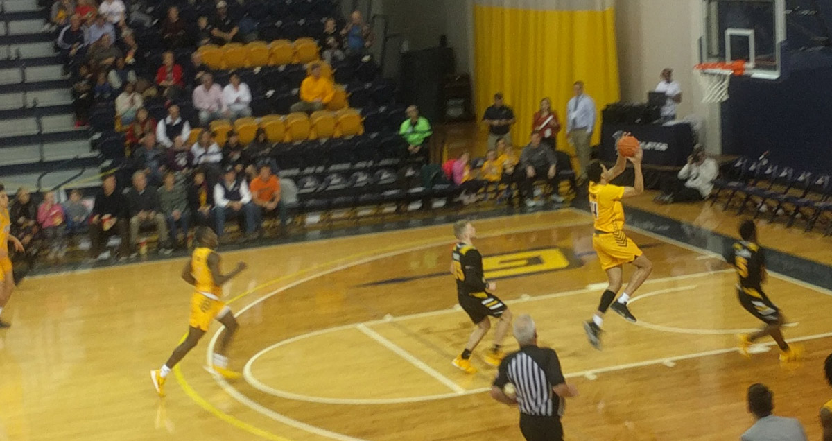 UNCG vs Northern Kentucky