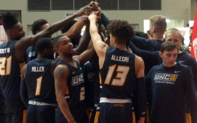 UNCG at Radford, Win 60-58