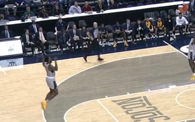 UNCG vs ETSU, Loss 57-64