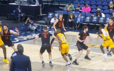 UNCG vs Mercer, Win 72-63