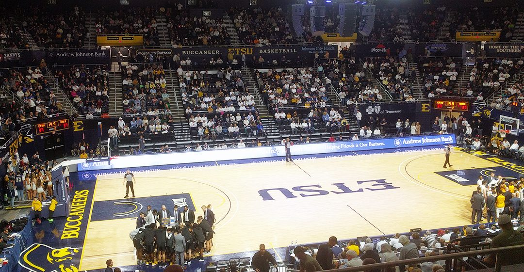 UNCG at ETSU, Loss 82-65